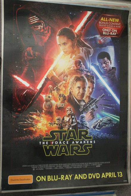 "Star Wars ""The Force Awakens"""