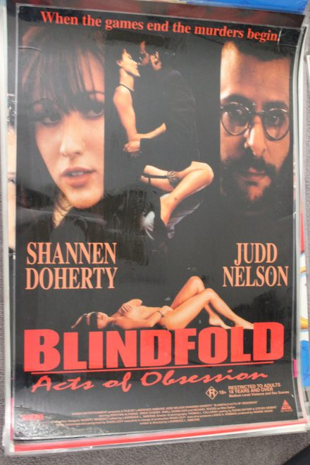 "Blindfold ""Acts Of Obsession"""