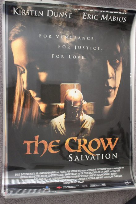"The Crow ""Salvation"""