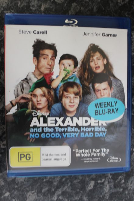 Alexander and the Terrible No Good Very Bad Day