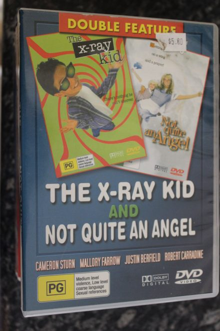 The X-Ray Kid / Not Quite An Angel