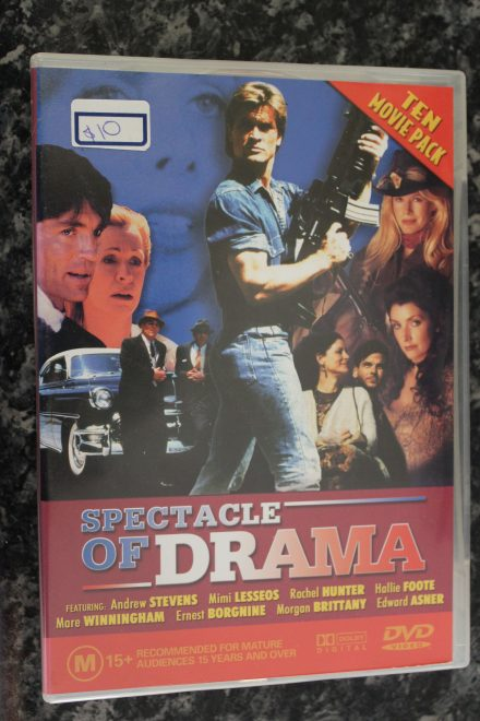 10 Movie Pack Spectacle of Drama
