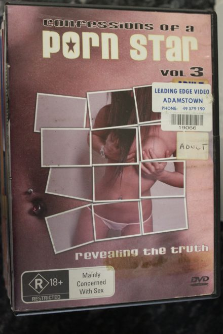 Confessions of a Porn Star Vol 3