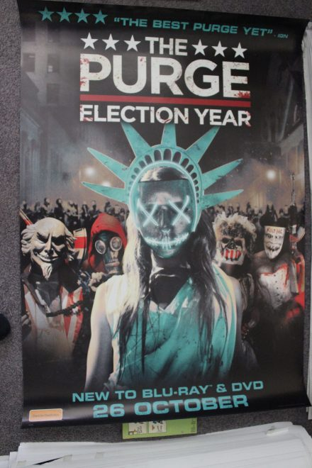 Purge:Election Year