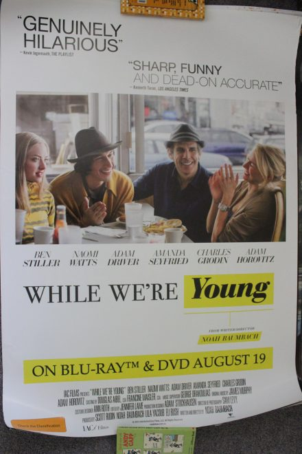 While We Were Young