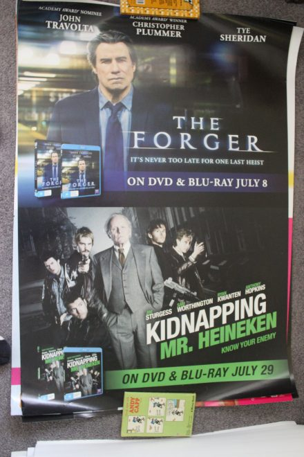 The Forger & Kidnapping Mr Hieneken