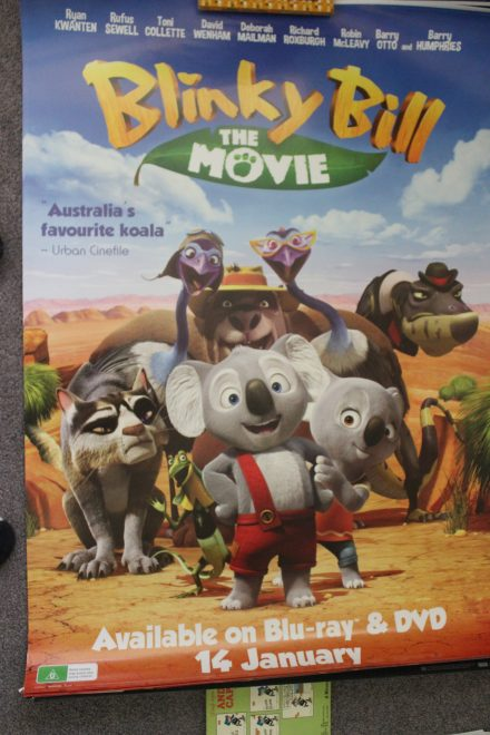 Blinky Bill : The Movie