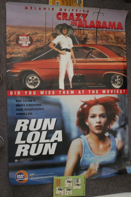Crazy In Alabama & Run Lola Run
