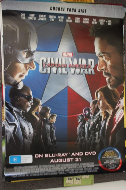 Captain America:Cival War