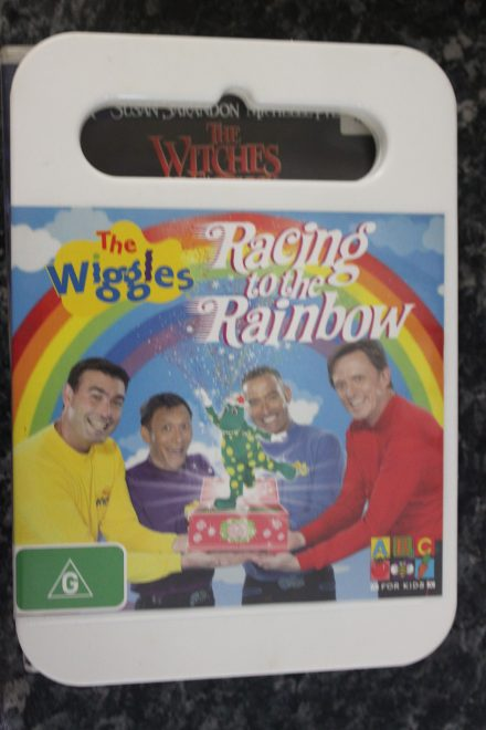 Wiggles Racing to the Rainbow