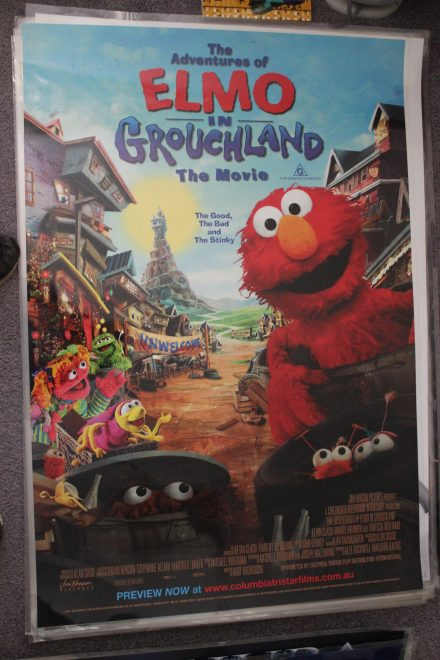 Elmo In Grouchland The Movie